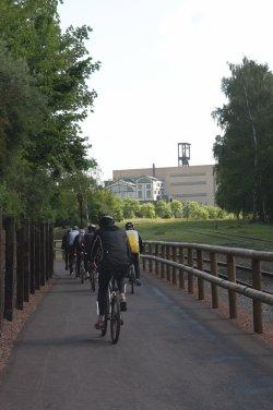 Les Pistes Cyclables Tourisme Nos Actions Forbach Porte De France